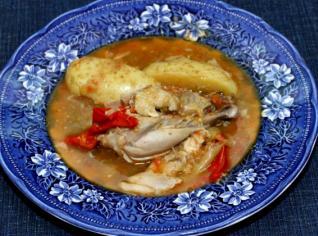 Fotografie k receptu Filipínské kuře