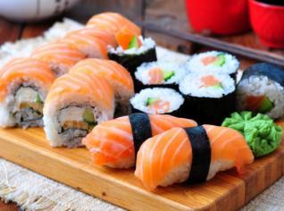 Fotografie k receptu Sushi