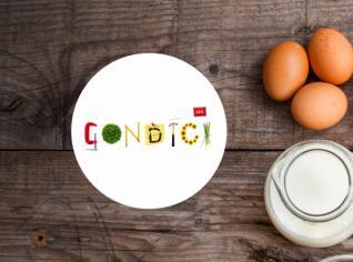 Fotografie k receptu Slaný koláč s cottage sýrem