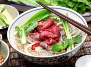 Fotografie k receptu Polévka Pho Bo