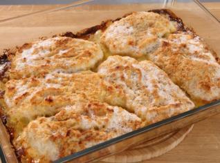 Fotografie k receptu Řízky ve šlehačce