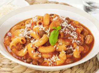 Fotografie k receptu Pasta e fagioli alla napoletana (Směs fazolí a pasty z Neapole)