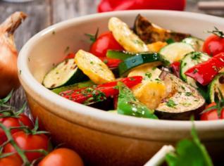 Fotografie k receptu Restovaná zelenina