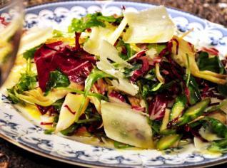 Fotografie k receptu Večerní salát