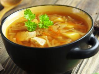 Fotografie k receptu Zuppa di crauti (Zelná polévka)