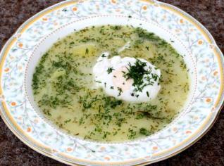 Fotografie k receptu Polévka ze syrovátky