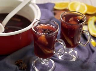 Fotografie k receptu Orientální punč