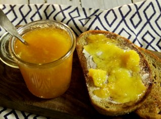 Fotografie k receptu Pomerančová marmeláda