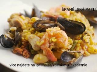 Fotografie k receptu Španělská paella