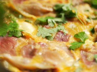 Fotografie k receptu Španělská omeleta