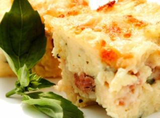 Fotografie k receptu Gattó di patate (Bramborový koláč)