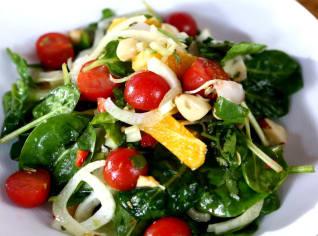 Fotografie k receptu Exotický salát