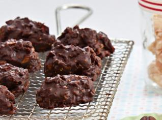 Fotografie k receptu Cukroví na poslední chvíli - Vysmáte fíky