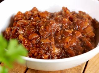 Fotografie k receptu Meruňkový kečup