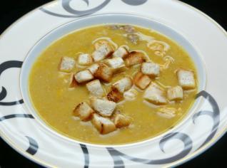 Fotografie k receptu Rybí polévka