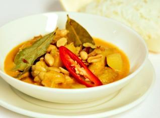 Fotografie k receptu Massaman kari pasta - Nam prik Kaeng Mussaman
