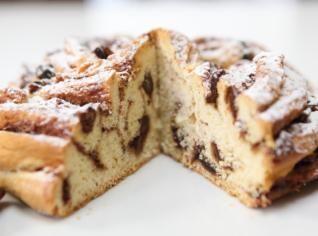 Fotografie k receptu Skořicovo-datlový chlebíček