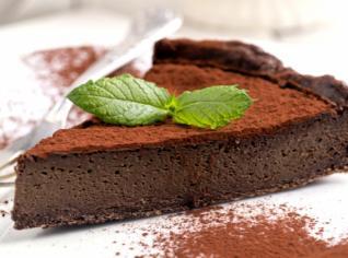 Fotografie k receptu Torta alla gianduja (Nugátový dort)