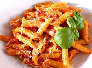 Fotografie k receptu Penne alla arrabiata