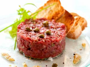 Fotografie k receptu Tartara di carne (Italský tatarák)