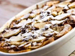 Fotografie k receptu Dolce di mele alla valdostana (Sladká jablka Valdostana)