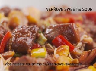 Fotografie k receptu Vepřové sweet and sour