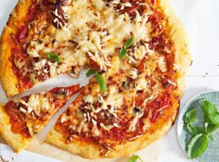 Fotografie k receptu Pizza