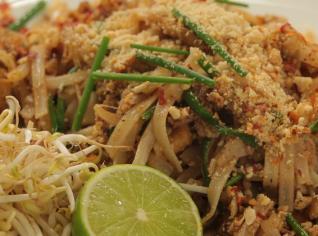 Fotografie k receptu PAD THAI - thajské restované nudle