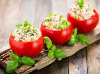 Fotografie k receptu Pomodori ripieni di salsa tonnata (Plněná rajčata)