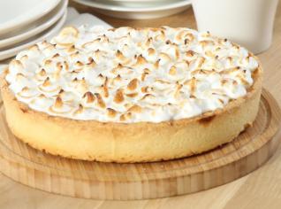 Fotografie k receptu Citronový koláč