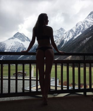 Anna Kadeřávková - Instagram 12