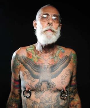 I tetování se časem změní