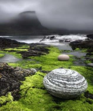 Moonbay, Vnější Hebridy, Skotsko