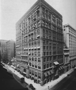 Prvním mrakodrapem světa je budova pojišťovny v Chicagu