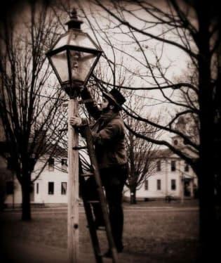 Zapalovač lamp by se dnes už také neuživil