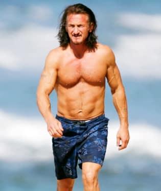Herec Sean Penn