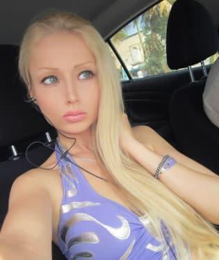 Valeria Lukyanova alias Barbie - Obrázek 6