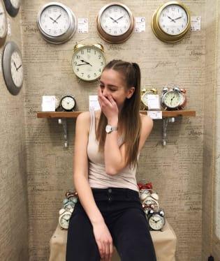 Anna Kadeřávková - Instagram 10