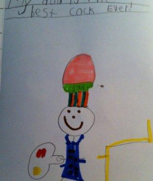 12 omylem nevhodných obrázků dětí 11