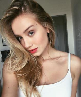 Anna Kadeřávková - Instagram 4