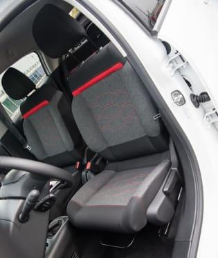 Citroën C3 1.2 PureTech interiér 7