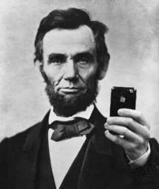 Kdo vyfotil první selfie? - Obrázek 19