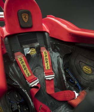 Ferrari F2001 no.211 7