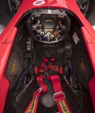 Ferrari F2001 no.211 2