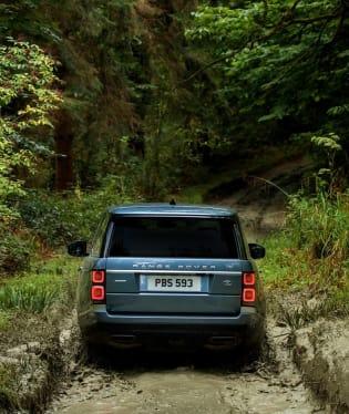 Range Rover facelift 2