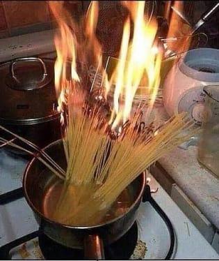 Tohle jsou špagety na jaký způsob?