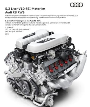 Audi R8 V10 RWS 28