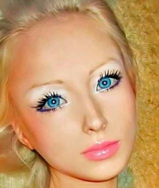 Valeria Lukyanova alias Barbie - Obrázek 3