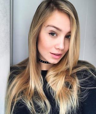 Anna Kadeřávková - Instagram 2