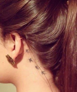 Takové decentní tetování vypadá skvělě
